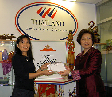 Uitreiking Thai Select